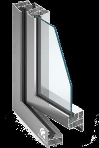 Külmakatkestusega alumiiniumprofiilid Alumiiniumprofiilide värvivalikus kogu RAL-kataloog Alumiiniumprofiilid