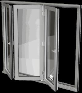 alumiiniumaknad, alumiiniumuksed, alumiiniumfassaadid, alumiiniumprofiilid Klaasavad Lükanduks lükandsüsteemid